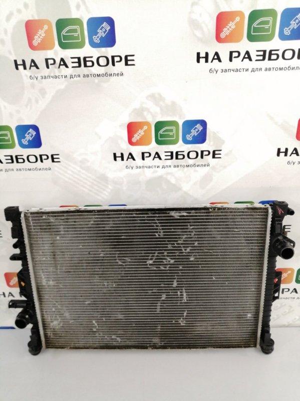Радиатор двс Volvo S60 FS45 B4164T3 2012 (б/у)