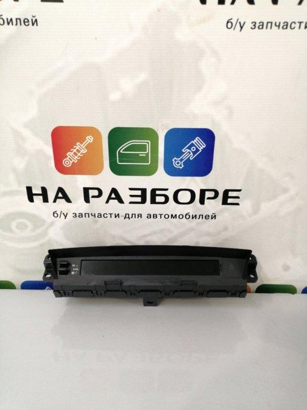 Информационный дисплей Mazda 6 GH L813 2011 (б/у)