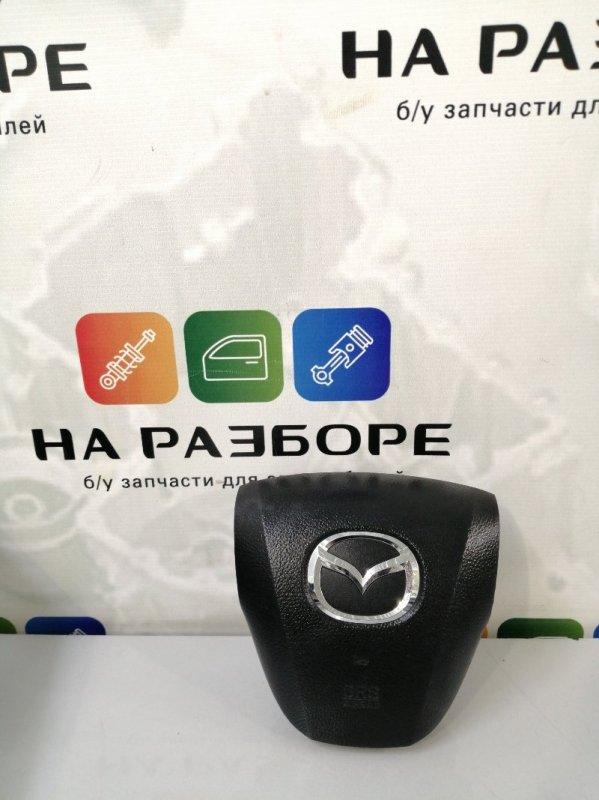 Подушка безопасности в руль Mazda 6 GH L813 2011 (б/у)