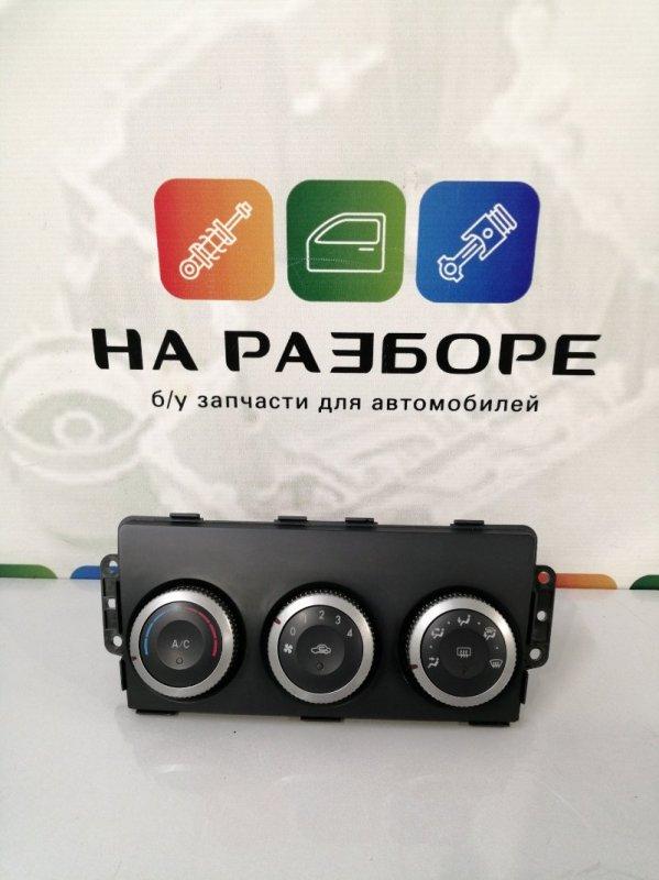 Панель управления климат-контролем Mazda 6 GH L813 2011 (б/у)