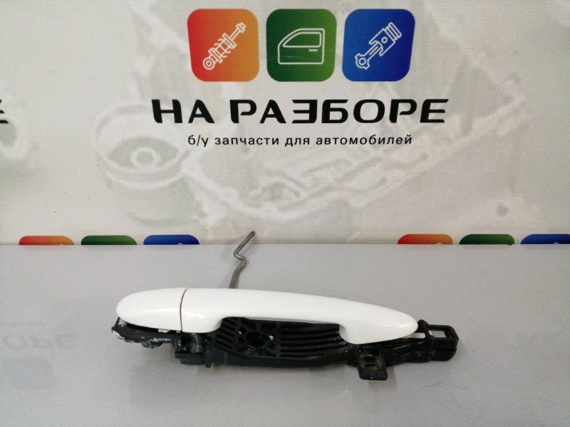 Ручка двери внешняя Mazda 6 GH L813 2011 задняя правая (б/у)