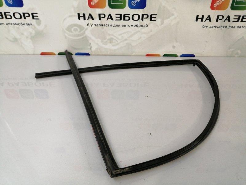 Уплотнительная резинка стекла двери Mazda 6 GH L813 2011 задняя правая (б/у)