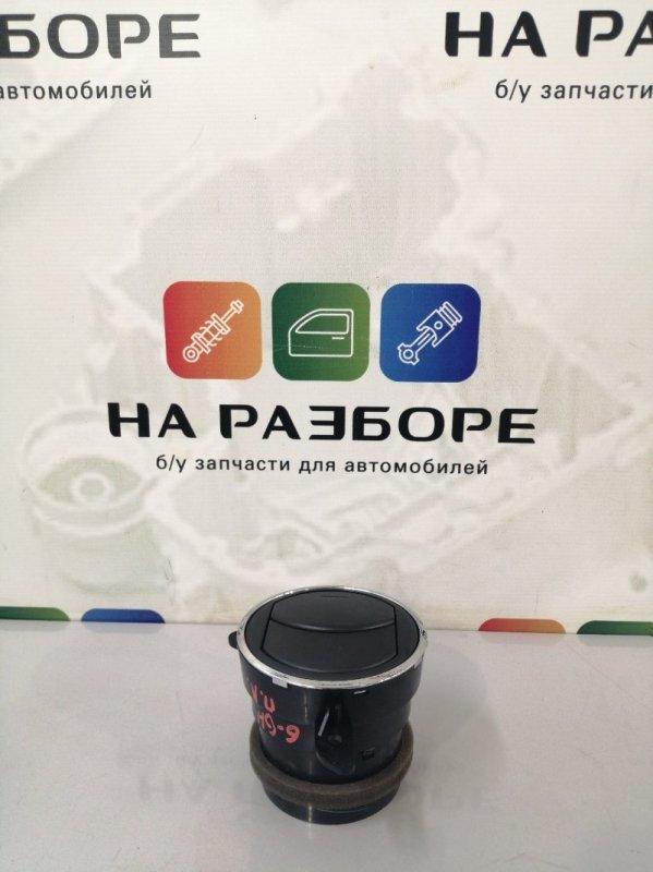 Дефлектор на торпедо Mazda 6 GH L813 2011 левый (б/у)