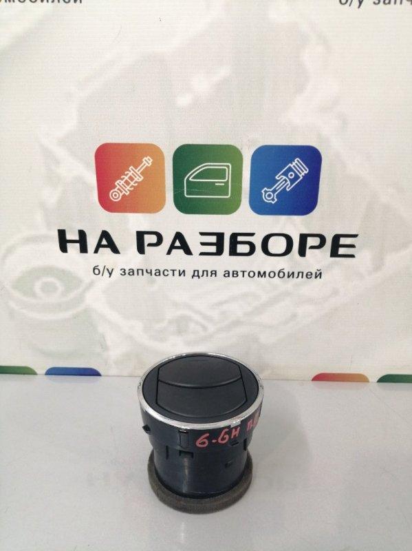 Дефлектор на торпедо Mazda 6 GH L813 2011 правый (б/у)