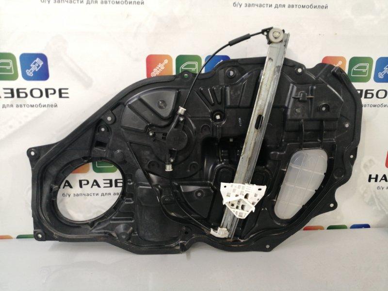 Стеклоподъемник Mazda 6 GH L813 2011 передний левый (б/у)