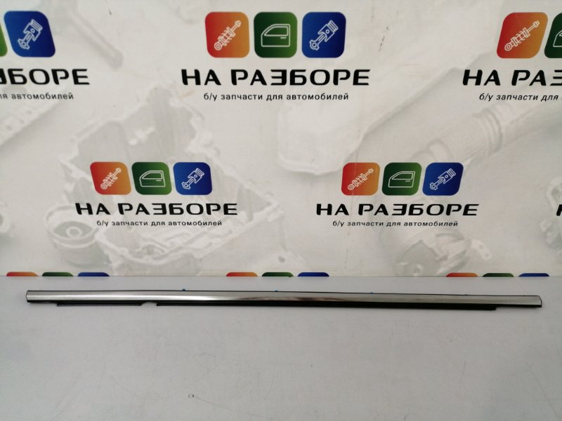 Молдинг стекла Mazda 6 GH L813 2011 задний левый (б/у)