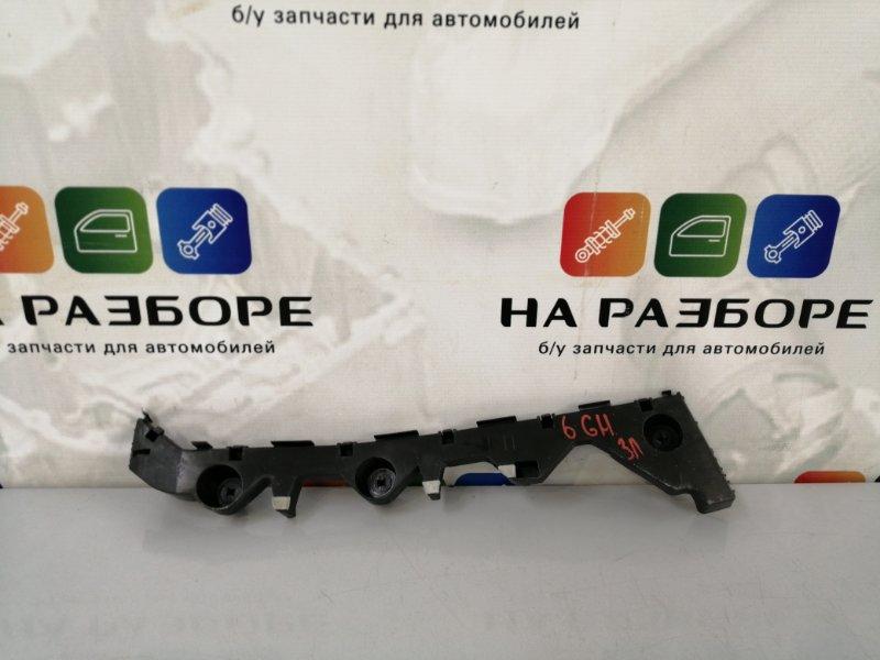 Крепление бампера Mazda 6 GH L813 2011 заднее левое (б/у)