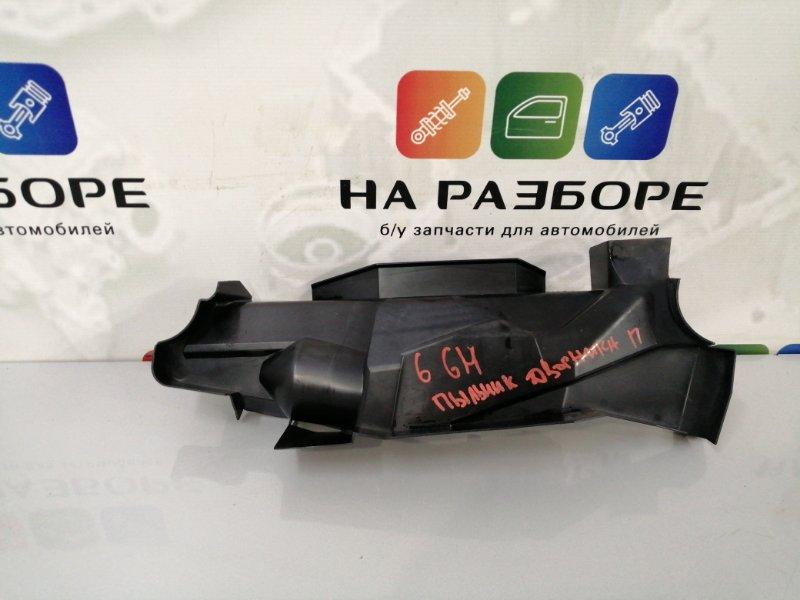 Накладка на жабо Mazda 6 GH L813 2011 (б/у)