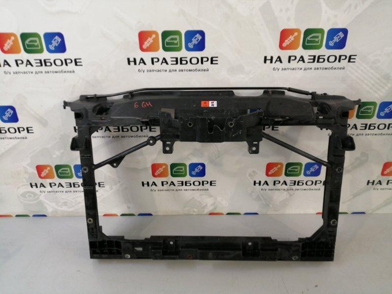Рамка радиатора Mazda 6 GH L813 2011 (б/у)