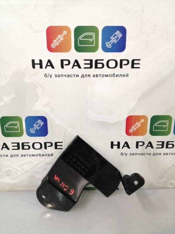 Пыльник бампера Mazda 6 GH L813 2011 задний правый (б/у)