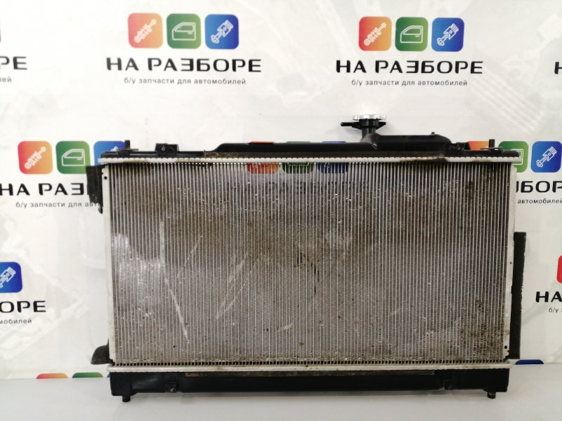 Радиатор двс Mazda 6 GH L813 2011 (б/у)