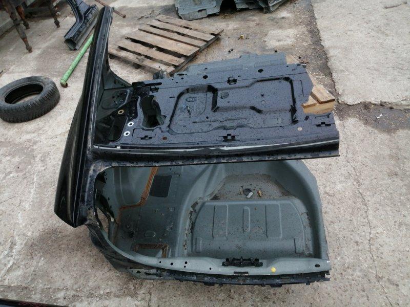 Задняя часть Volvo S60 FS45 B4164T3 2012 левая (б/у)