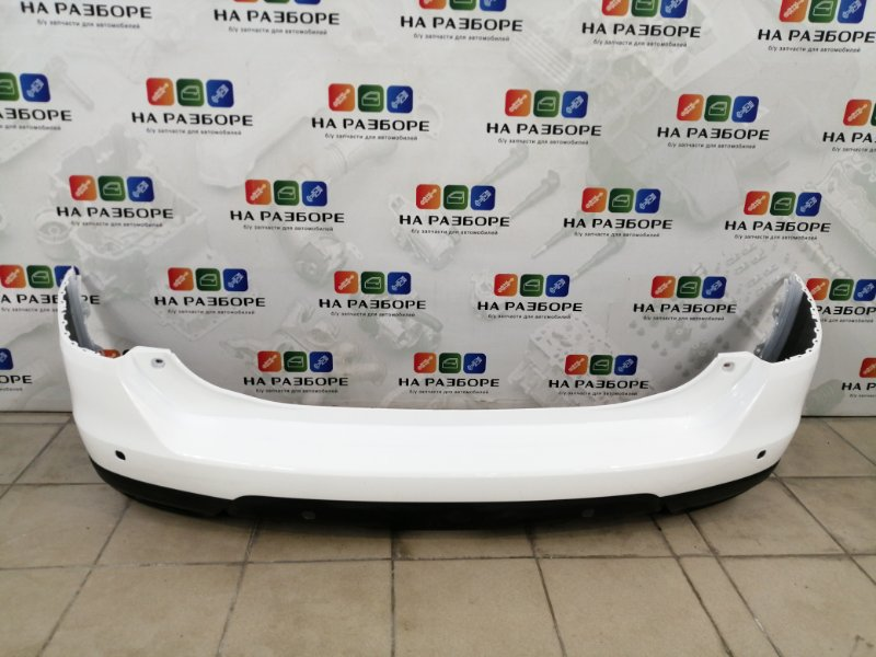 Бампер Nissan X-Trail T32 задний (б/у)