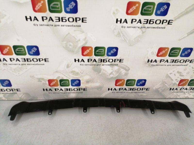 Накладка на бампер Kia Sportage 4 QL передняя (б/у)