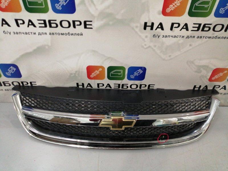 Решетка радиатора Chevrolet Lacetti (б/у)