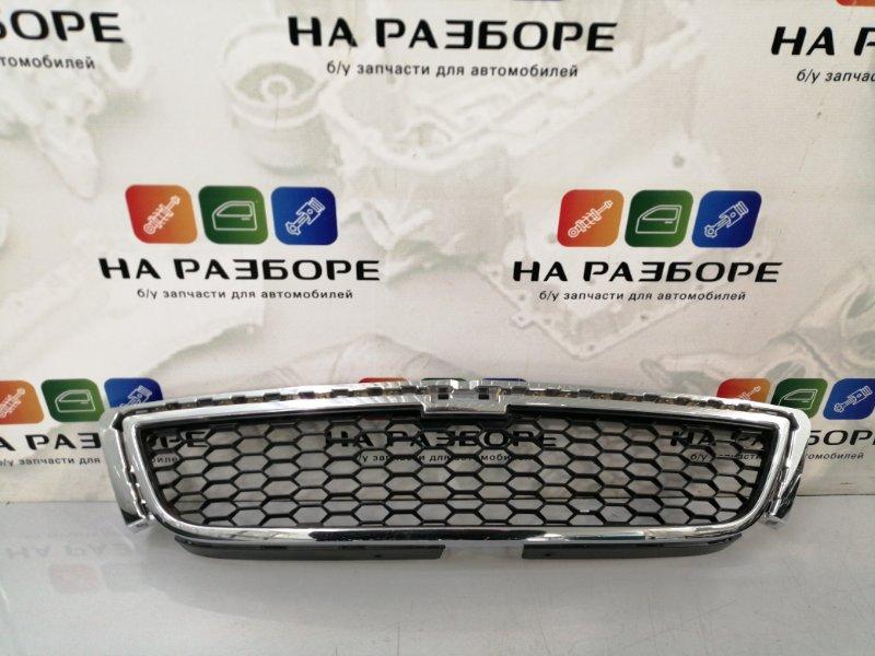 Решетка радиатора Chevrolet Captiva 1 РЕСТ (б/у)