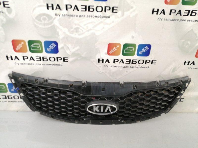 Решетка радиатора Kia Sorento 2 РЕСТ (б/у)