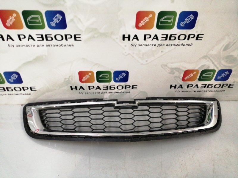 Решетка радиатора Chevrolet Cobalt (б/у)