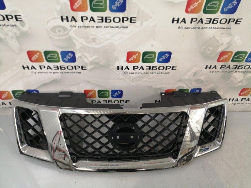 Решетка радиатора Nissan Pathfinder 2 R-51 (б/у)