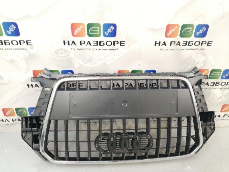 Решетка радиатора Audi Q3 1 (б/у)