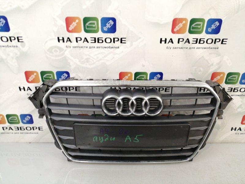 Решетка радиатора Audi A4 B8 (б/у)