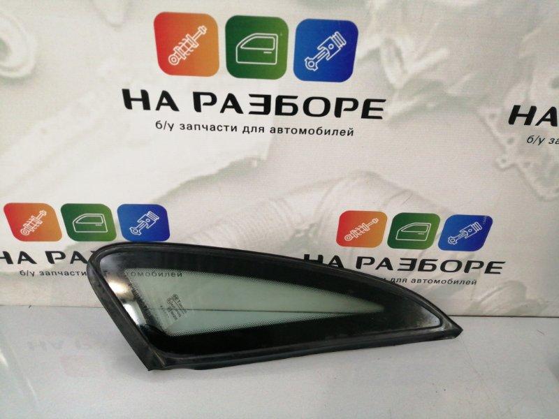 Форточка в крыло Lada Priora СЕДАН задняя правая (б/у)