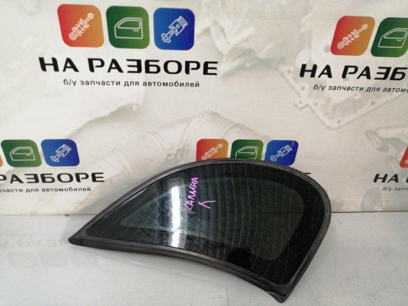 Форточка в крыло Lada Kalina УНИВЕРСАЛ левая (б/у)