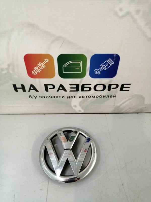 Эмблема Volkswagen Touareg 3 (б/у)