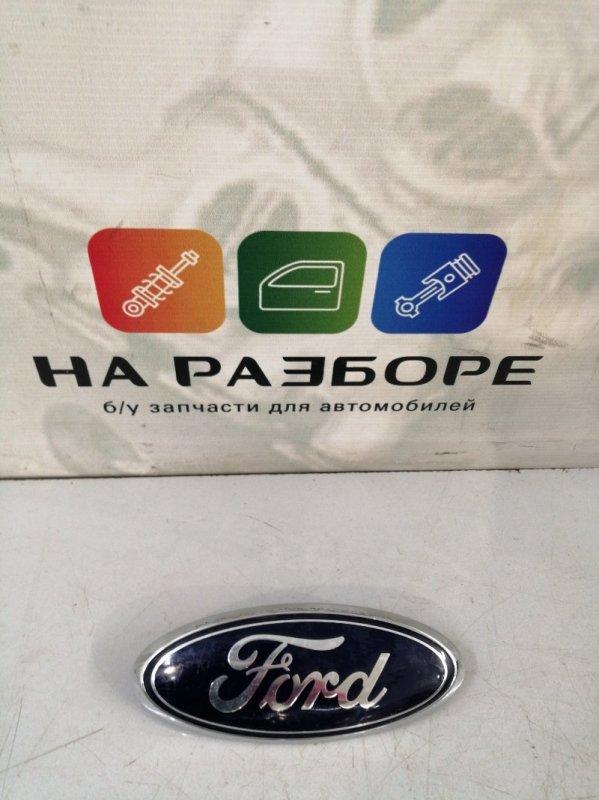 Эмблема Ford Kuga 2 передняя (б/у)