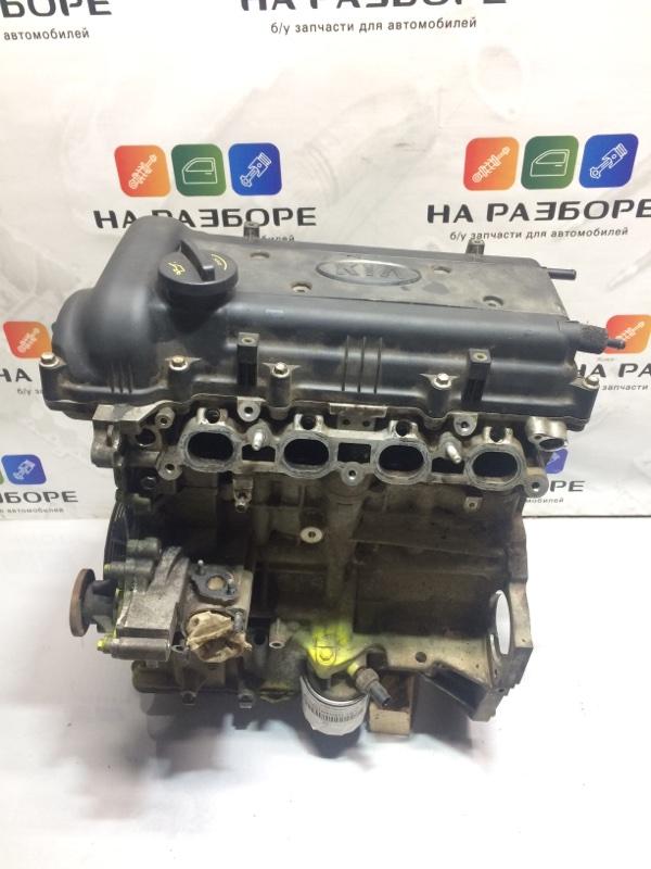 Двигатель Kia Ceed ED G4FC 2008 (б/у)