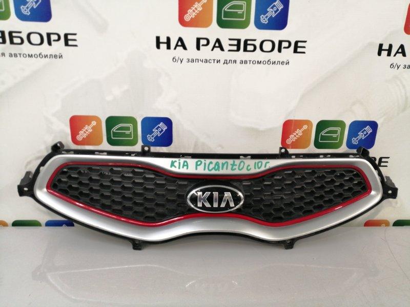 Решетка радиатора Kia Picanto (б/у)