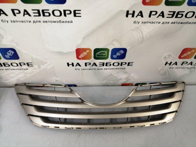 Решетка радиатора Toyota Camry XV40 2AZ-FE 2008 (б/у)