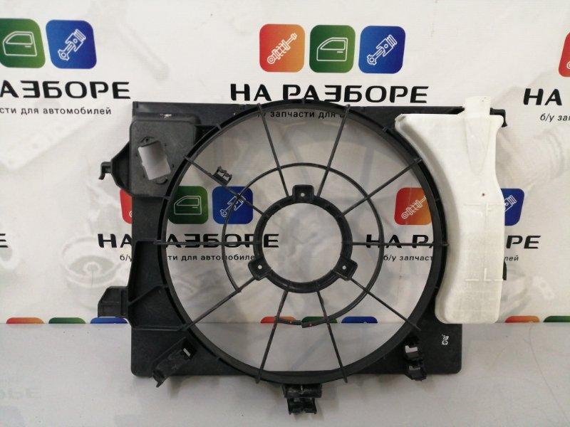 Диффузор Hyundai Solaris (б/у)