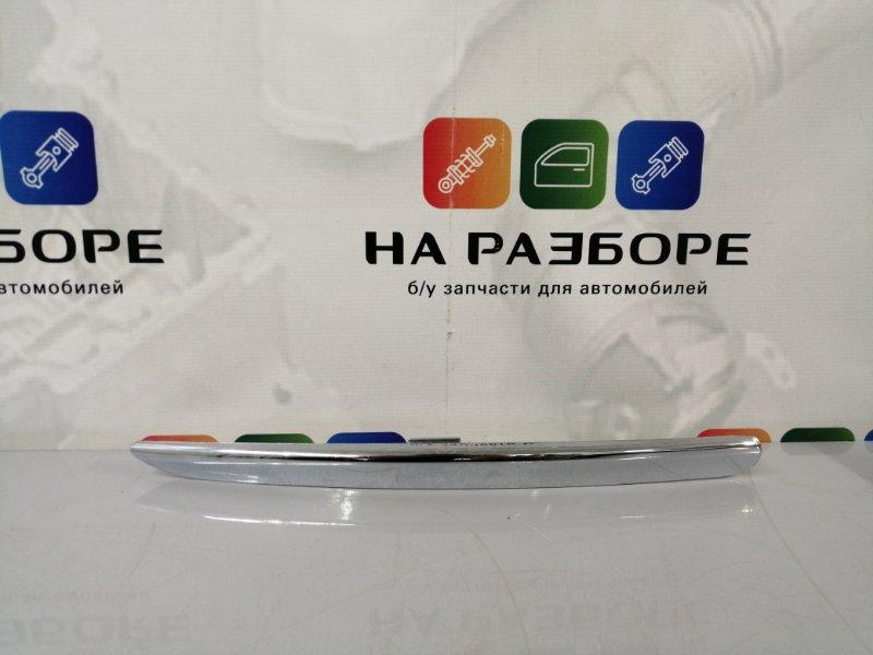 Накладка на бампер Kia Sportage 3 передняя правая (б/у)