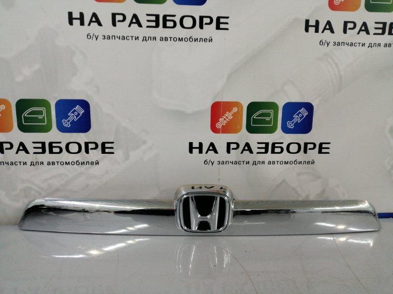 Накладка крышки багажника Honda Cr-V 3 (б/у)