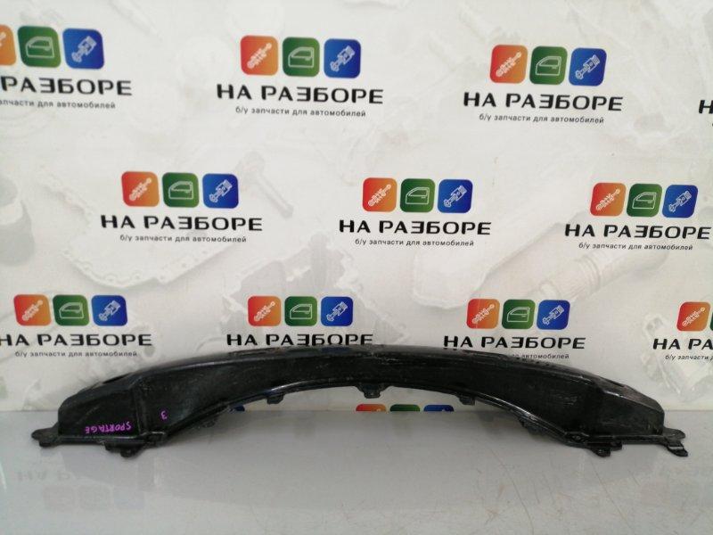 Усилитель бампера Kia Sportage 3 задний (б/у)