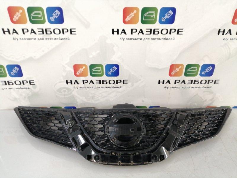 Решетка радиатора Nissan Qashqai J11 (б/у)