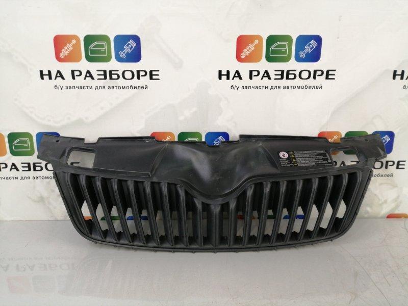 Решетка радиатора Skoda Fabia (б/у)
