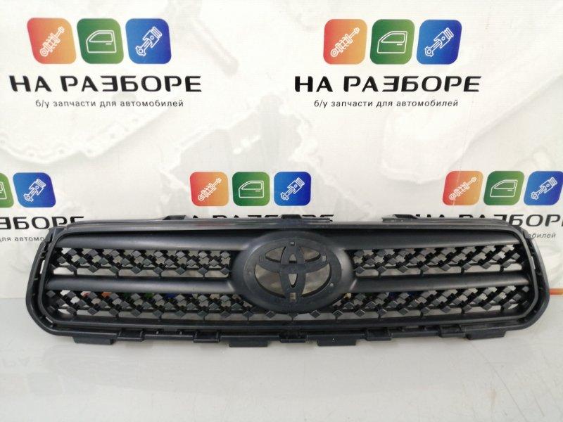 Решетка радиатора Toyota Rav4 3 РЕСТ (б/у)