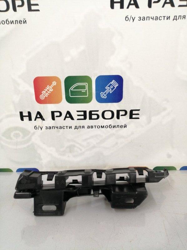 Крепление бампера Citroen C4 переднее правое (б/у)