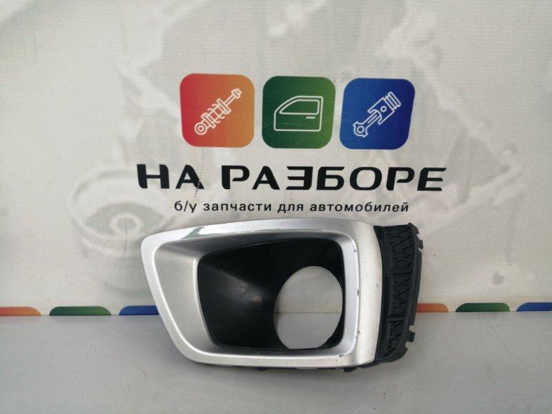 Рамка птф Subaru Forester левая (б/у)