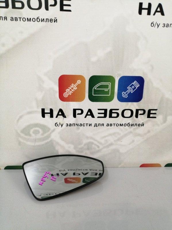Зеркальный элемент Chevrolet Cruze правый (б/у)
