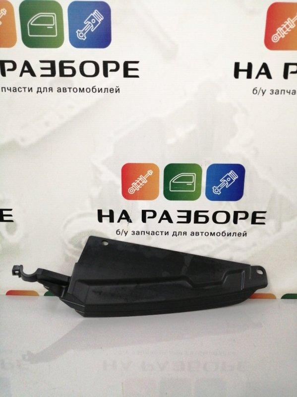 Накладка на бампер Citroen C-Crosser передняя левая (б/у)