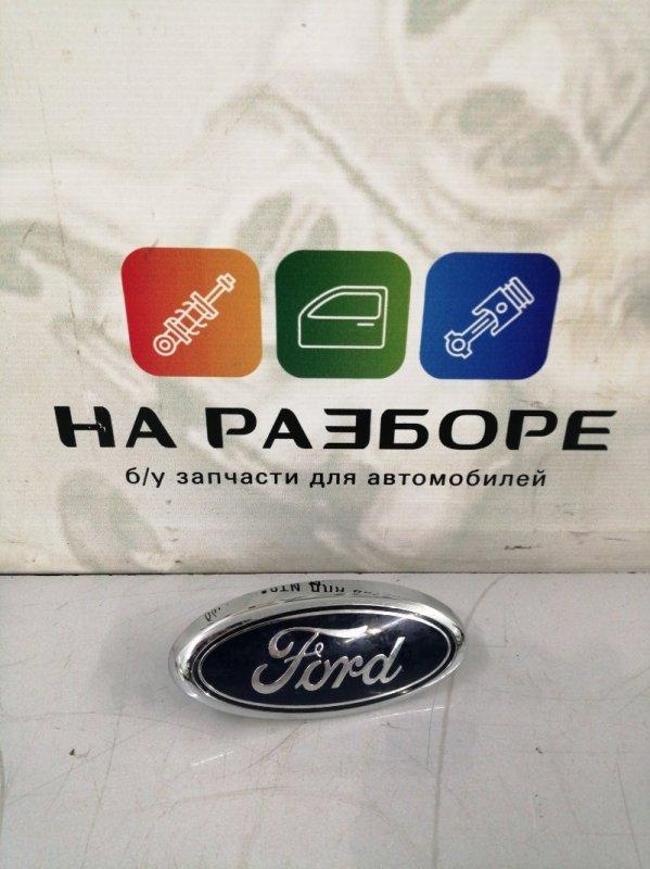Эмблема Ford Focus 2 передняя (б/у)