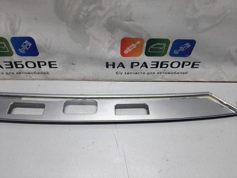 Накладка крышки багажника range rover 2015 L405 508PS
