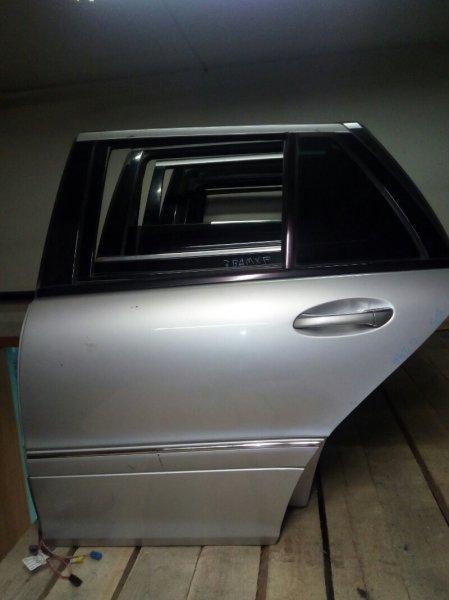 Дверь задняя левая Mercedes-Benz C-Class S203 M111E20EVO