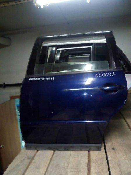 Дверь задняя левая Volkswagen Passat 3B2 1Z