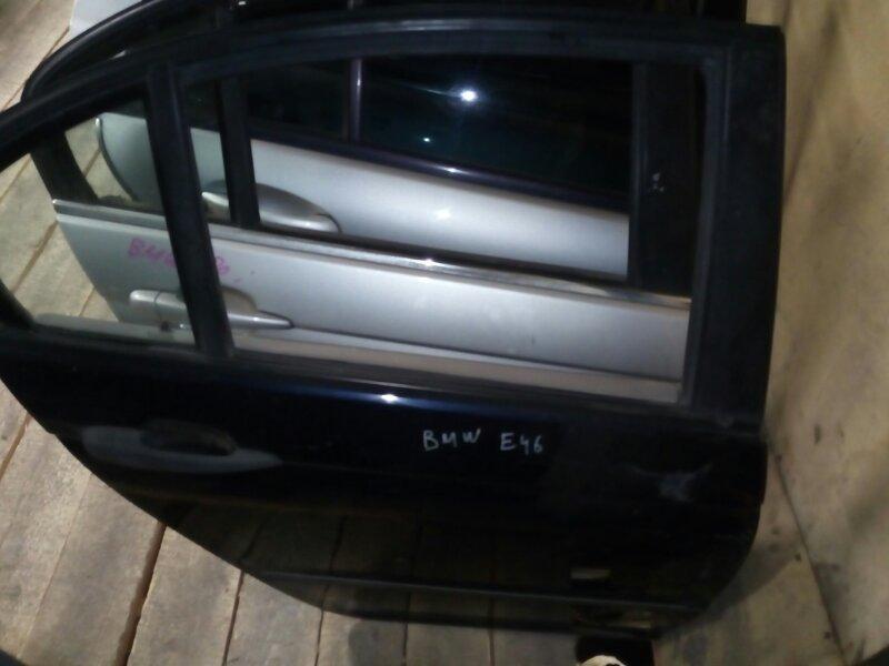 Дверь задняя правая Bmw 3-Series E46/2 M43B19