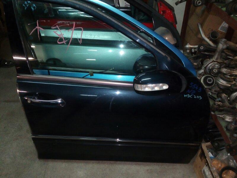 Дверь передняя правая Mercedes-Benz C-Class S203 M111E20EVO