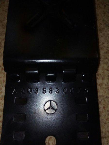 Противооткат Mercedes-Benz C-Class W203